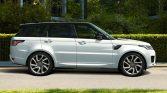 Range Rover Sport zijkant