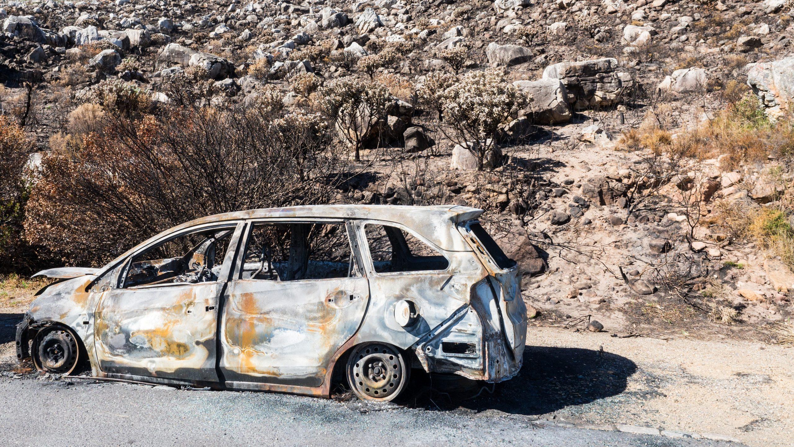 Schade aan mijn shortlease auto, wat nu?